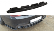 Центральный задний сплиттер BMW 6 Gran Coupe MPACK (without vertical bars)