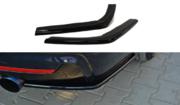 Задний боковой сплиттер BMW 4 F32 M-PACK