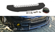 Центральный задний сплиттер BMW 6 E63 / E64 (дорестайл MODEL)