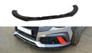 Передний сплиттер v.1 AUDI RS6 C7