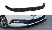 Передний сплиттер v.3 Skoda Superb B8 3V 2016-