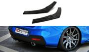 Задний боковой сплиттер BMW 1 F20 M-Power (рестайлинг)