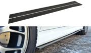RACING Боковые (юбки) пороги DIFFUSERS Mitsubishi Lancer Evo X