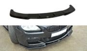 Передний сплиттер BMW 6 Gran Coupe MPACK