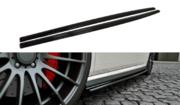 Боковые (юбки) пороги DIFFUSERS VW POLO MK5 GTI (рестайлинг)