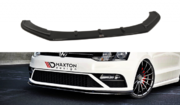 Передний сплиттер v.1 VW POLO MK5 GTI (рестайлинг)