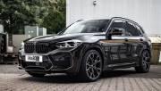 BMW X3M F34XM комплект пружин H&R 28650-1 с занижением -30/-25мм
