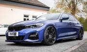 BMW G20 20d xDrive, 30d 2WD комплект пружин H&R 28662-2 с занижением -40мм