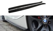 Боковые (юбки) пороги DIFFUSERS BMW Z4 E85 / E86 (дорестайл)