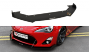 FRONT RACING SPLITTER TOYOTA GT86 (with wings)