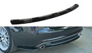 Центральный задний сплиттер AUDI A5 S-LINE (without a vertical bar)