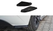 Задний боковой сплиттер BMW Z4 E85 / E86 (дорестайл)