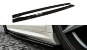 Боковые (юбки) пороги DIFFUSERS VW Passat CC R36 RLINE (дорестайл)