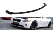 Передний сплиттер v.1 BMW Z4 E85 / E86 (дорестайл MODEL)
