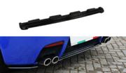 Центральный задний сплиттер ALFA ROMEO 147 GTA (without vertical bars)