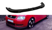 Передний сплиттер VW TOURAN