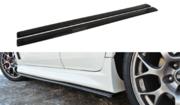 Боковые (юбки) пороги DIFFUSERS Mitsubishi Lancer Evo X