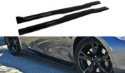 Боковые (юбки) пороги DIFFUSERS Nissan 370Z