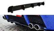 Центральный задний сплиттер ALFA ROMEO 147 GTA (with vertical bars)