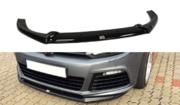 Передний сплиттер VW GOLF VI R CUPRA LOOK