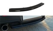 Центральный задний сплиттер MAZDA 3 MPS MK1 дорестайл (without vertical bars)