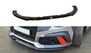 Передний сплиттер v.2 AUDI RS6 C7