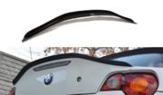 Спойлер CAP BMW Z4 E85 (дорестайл)