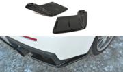 Задний боковой сплиттер Mitsubishi Lancer Evo X