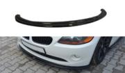 Передний сплиттер v.2 BMW Z4 E85 (дорестайл)