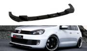 Передний сплиттер VW GOLF VI GTI