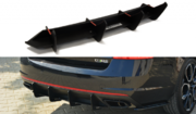 Задний диффузор Skoda Octavia A7 5E 2013- RS
