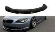 Передний сплиттер BMW 6 E63 / E64 (дорестайл MODEL) v.2