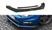 FRONT RACING SPLITTER VW POLO MK5 GTI рестайлинг (with wings)