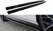 Боковые (юбки) пороги DIFFUSERS BMW 1 F20 M-Power (дорестайл)
