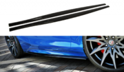 Боковые (юбки) пороги DIFFUSERS BMW 1 F20 M-Power (рестайлинг)