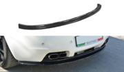 Центральный задний сплиттер Alfa Romeo Brera (without vertical bars)