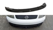 Передний сплиттер VW PASSAT B5