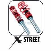 KIA PICANTO JA 2017- Винтовая подвеска V-Maxx X-Street 60 KI 06