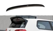 Спойлер CAP VW GOLF VII GTI CLUBSPORT