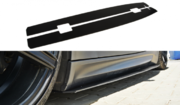 RACING Боковые (юбки) пороги DIFFUSERS BMW M3 E92 / E93 (дорестайл MODEL)