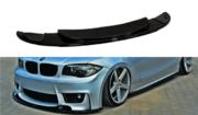 Передний сплиттер BMW 1 E87 M-Design