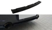 Центральный задний сплиттер BMW 1 F20 M-Power (without vertical bars)