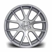 Диск литой Riviera RV185 R20 9,5J 5X112 ET38 ЦО74,1 MACHINED SILVER