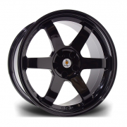 Колесный диск Stuttgart ST16 R18 8,5J 5x100 ET40 ЦО73,1 GLOSS BLACK
