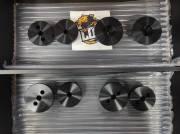 Алюминиевые сайлентблоки в задний подрамник BMW E36 Popovmotorsport
