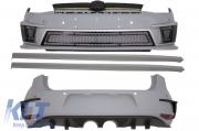 Обвес VW Golf 7 2012- R400 Look KITT CBVWG7R400