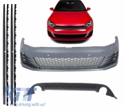 Обвес VW Golf 7 2013-2016 GTI Look KITT CBVWG7GTI