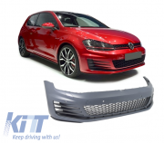 Передний бампер VW Golf 7 2013-2016 GTI Look KITT FBVWG7GTI