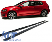 Пороги VW Golf 7 2013-2016 GTI Look KITT SSVWG7GTI