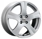 Диск OZ Racing 5-Star R16 7J 5x100 ET35 DIA68,0 Metal Silver